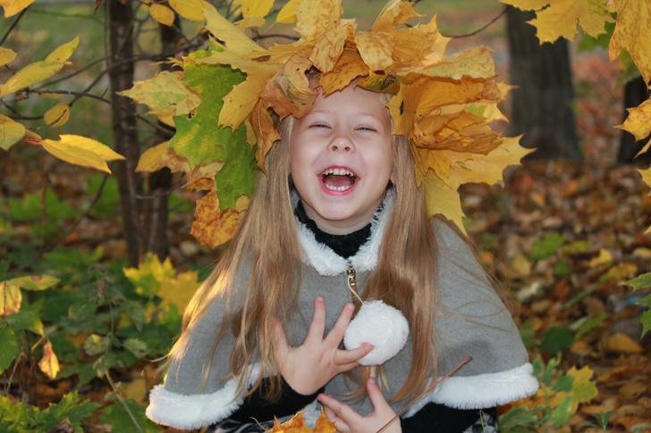 Фото №11 - Детский фотоконкурс «Готовимся к осени»: голосуем за лучшие кадры