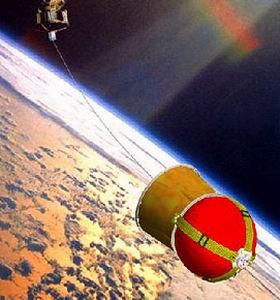 """Фото №1 - Капсула с """"Фотона"""" потерялась в космосе"""