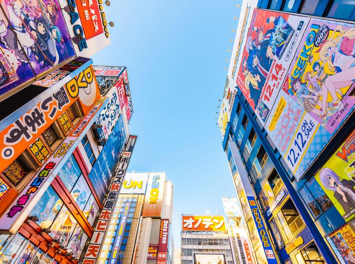 Фото №6 - Страна восходящего солнца: 28 удивительных фактов о Японии