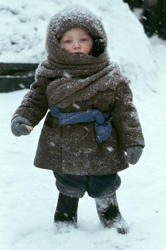 как одевали детей в СССР фото