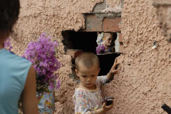 Фото №3 - Жизнь людей в нечеловеческом месте