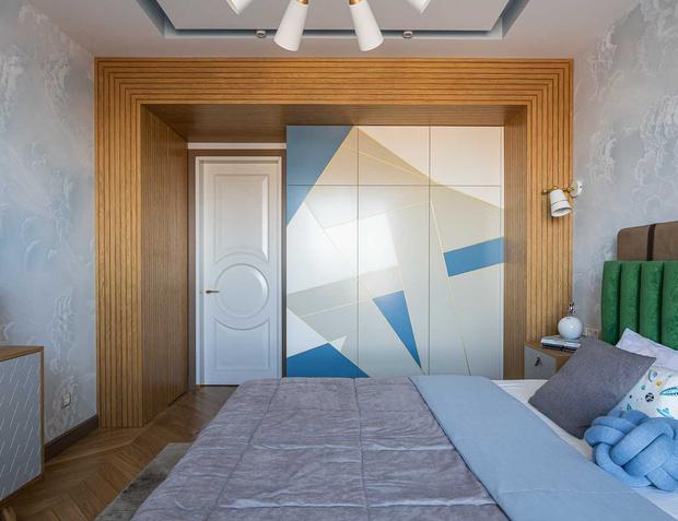 Фото №24 - Классическая квартира с элементами ар-деко в Нур-Султане