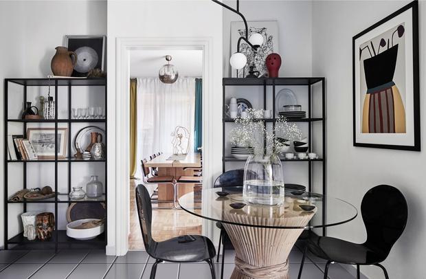 Фото №1 - Дизайн съемной квартиры в Лугано