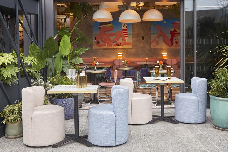 Фото №9 - Ресторан Bondi Green в Лондоне