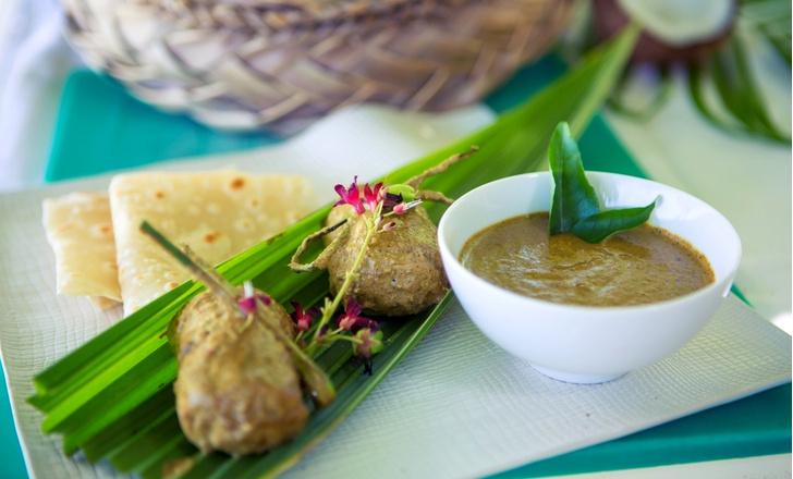 Фото №1 - Карри с тунцом по рецепту мальдивского повара