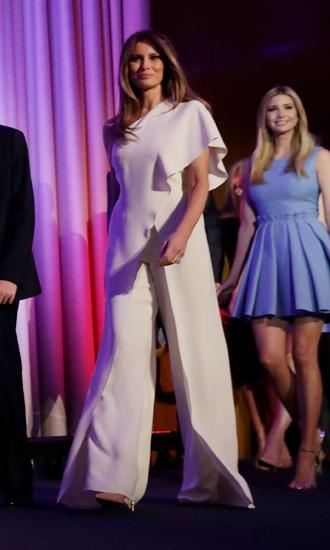 Фото №34 - Руки в брюки: как комбинезон потеснил платья на красной дорожке
