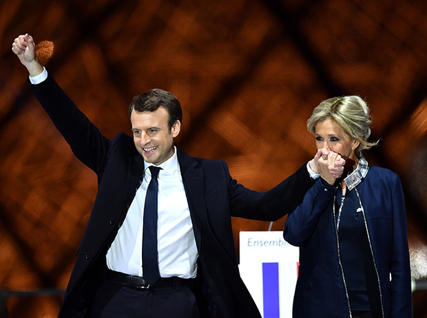Фото №10 - Эммануэль Макрон: новая мечта французских женщин