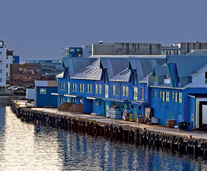 Фото №1 - Норвегия: в небесной синеве