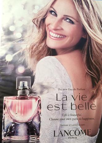 Фото №11 - Аромат Lancome La Vie est Belle: эволюция женского счастья