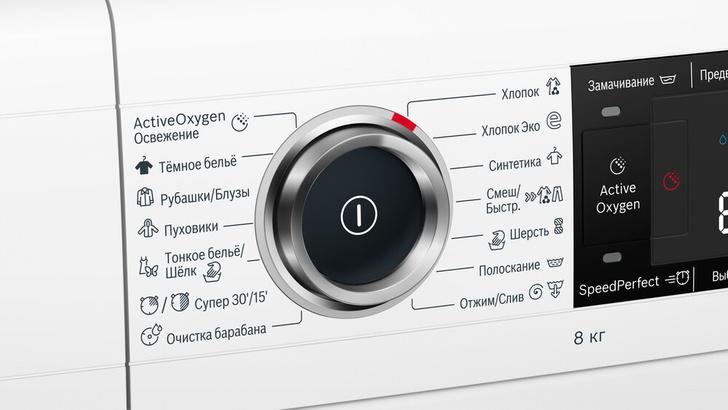 Фото №7 - Новая линейка узких стиральных машин Bosch PerfectCare