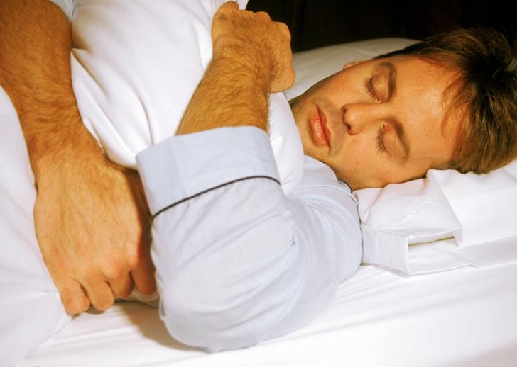 Фото №1 - Названа оптимальная продолжительность сна