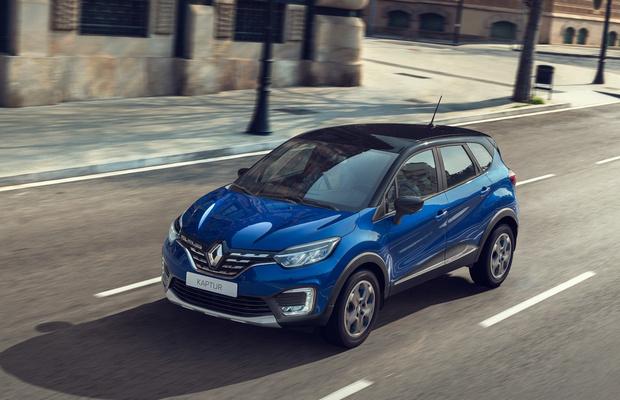 Фото №1 - Renault обновила кроссовер Kaptur: немного ярче, немного удобнее, немного дороже