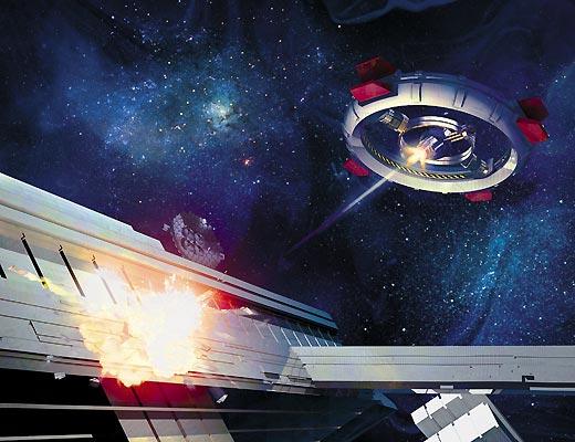 Фото №1 - Звездные войны эпохи «звездных войн»