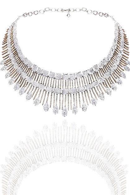 Ожерелье с бриллиантами Chopard