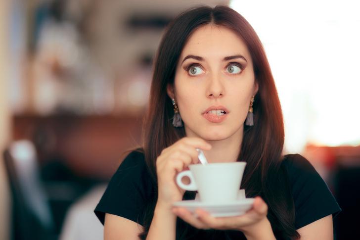 Фото №1 - 8 признаков того, что вы пьете слишком много кофе