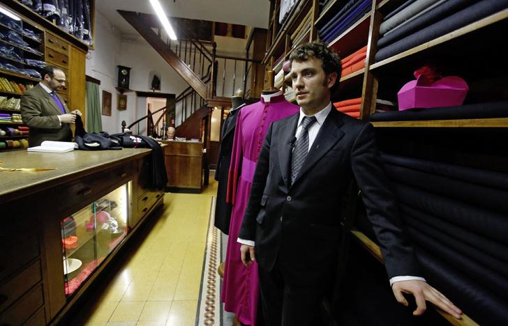 Фото №4 - Папа не носит «Прада»