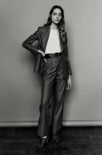 Фото №3 - От классики до сочных красок: лучшие костюмы с Недели моды в Нью-Йорке