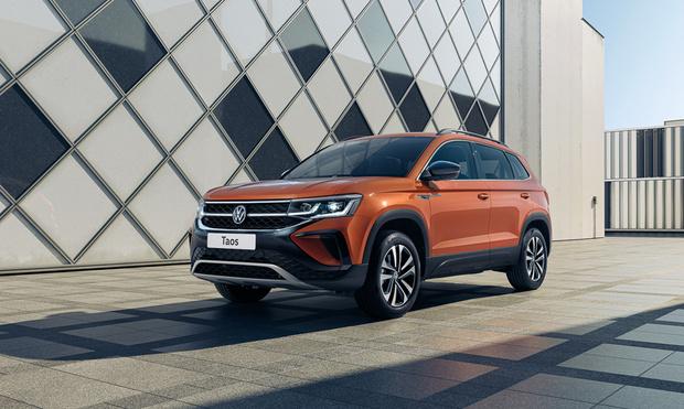 Фото №1 - Щелчок «Таоса»— Volkswagen представил еще один внедорожник для России