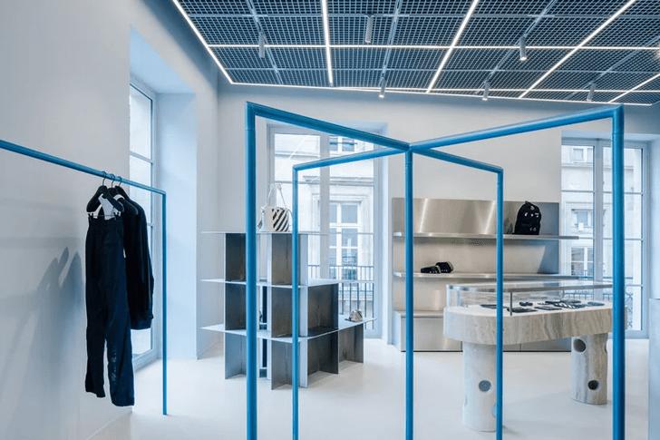 Фото №7 - Флагманский бутик Off-White в Париже