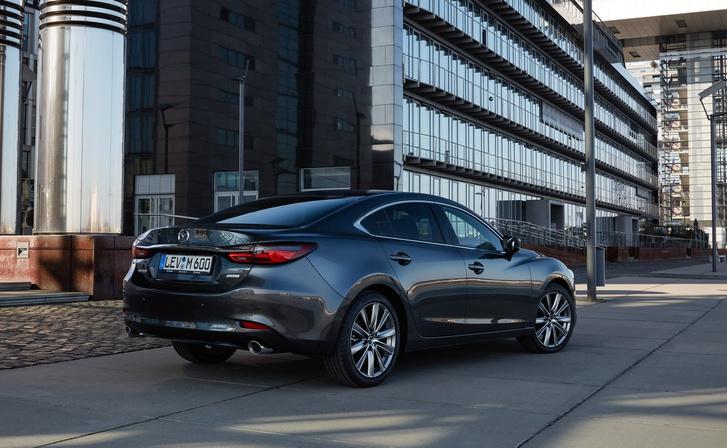 Фото №5 - 6 причин, почему Mazda 6— самая важная модель бренда