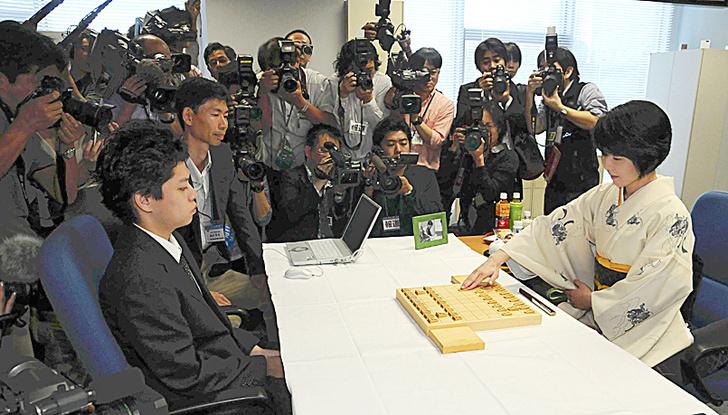 Фото №13 - Игротека: шахматная церемония