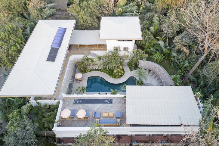 Фото №1 - Отель Nomadic на Коста-Рике от бюро Salagnac Arquitectos