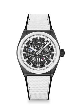 Фото №3 - Часы на все времена: Zenith представил новые модели в черно-белом дуэте