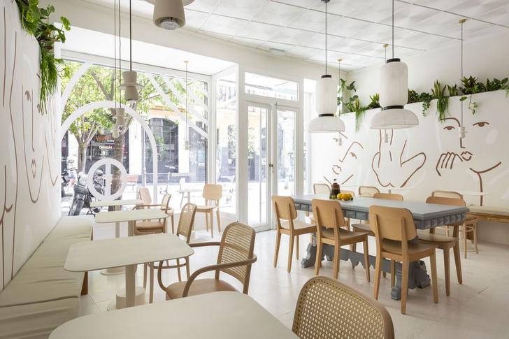 Фото №3 - Демократичная кофейня Agrado Café в Мадриде