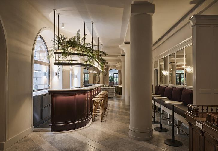 Фото №6 - Романтичный ресторан по проекту Space Copenhagen