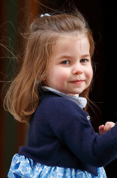 Принцесса Шарлотта Елизавета Диана