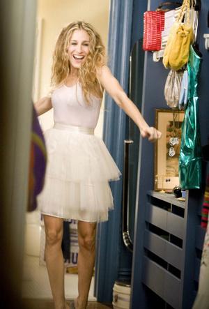 Фото №7 - Плиссе и круазе: как одежда балерин вновь вернулась в моду
