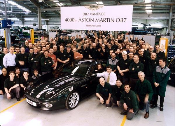 Фото №1 - У семи хозяев Aston Martin без крыши