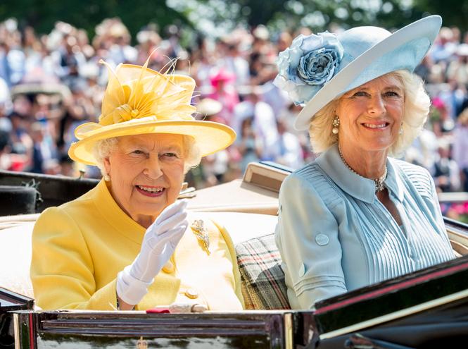 Фото №1 - Короли и шуты: гости Royal Ascot 2017, день 2