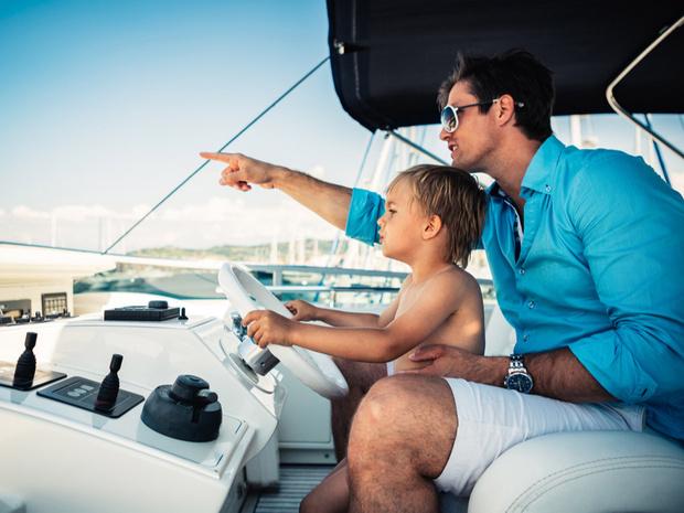 Фото №2 - «Правило трех S» и другие секреты воспитания детей от бизнесменов из списка Forbes