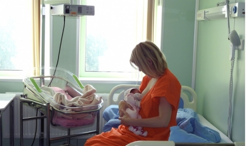 Фото №1 - В акушерском отделении новой Боткинской больницы родились уже четверо детей