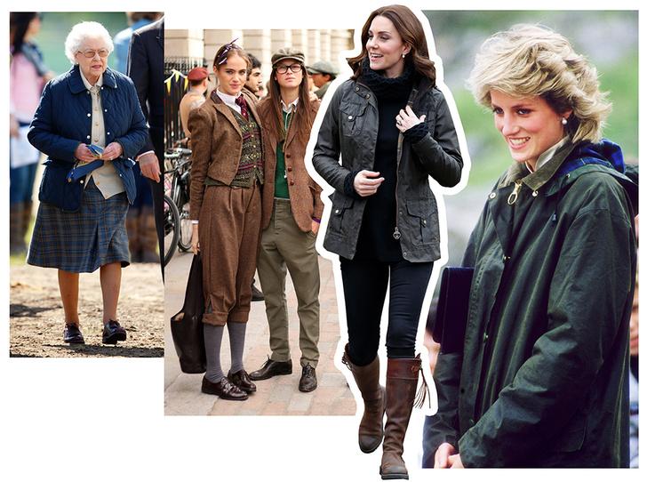 Фото №1 - Телогрейка для принцессы: 8 слагаемых английского кантри-стиля