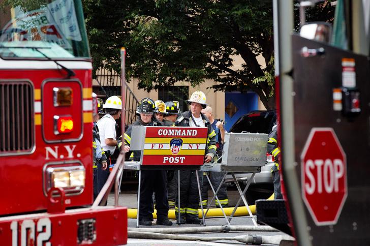Фото №10 - Подвиг по расписанию: как работают спасатели службы 911