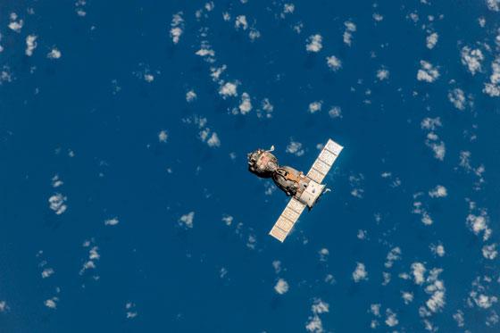 Фото №10 - 420 километров над Землей