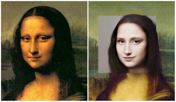 Фото №1 - Русский программист с помощью нейросети оживил самые известные портреты в истории (видео)
