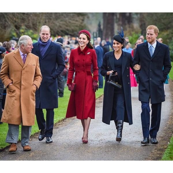 Фото №3 - СМИ: Принц Чарльз намерен вычеркнуть Гарри и Меган из состава королевской семьи