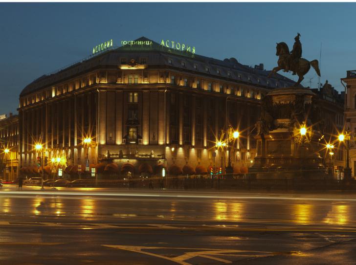 Фото №2 - 5 причин провести отпуск в отеле «Астория» в Санкт-Петербурге