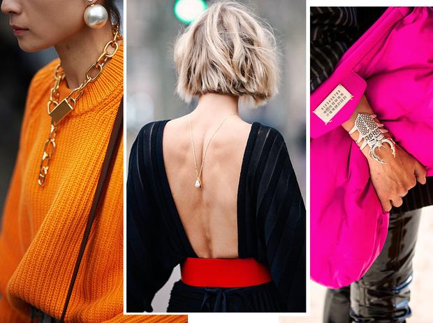 Фото №1 - Расставляем акценты: самые модные украшения для весны и лета 2019