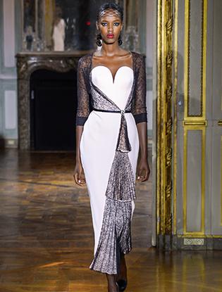 Фото №19 - Неделя Высокой моды в Париже: Ulyana Sergeenko Couture F2015