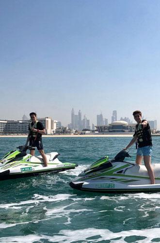 Фото №2 - Уик-энд в Дубае: пять причин остановиться в отеле Mandarin Oriental Jumeira