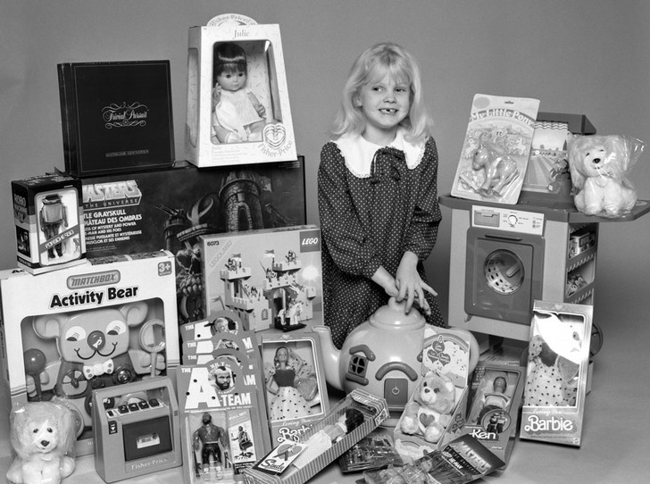 Фото №6 - Рут Хэндлер: от простой стенографистки до создательницы легендарной куклы Barbie