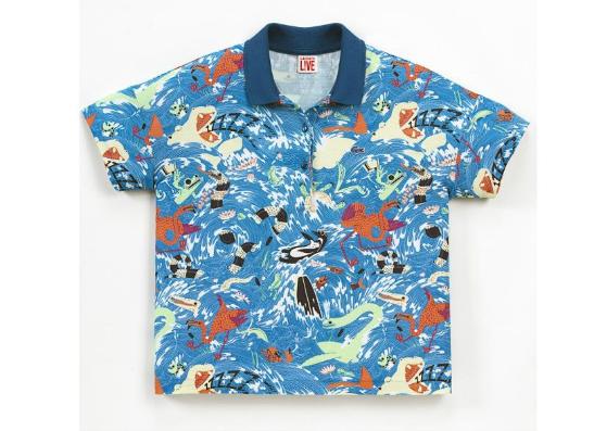 Фото №1 - Lacoste представляет капсульную коллекцию футболок и поло