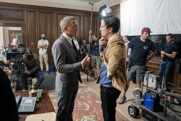 Фото №2 - Кэри Фукунага: «Джеймса Бонда тяготит роль убийцы»