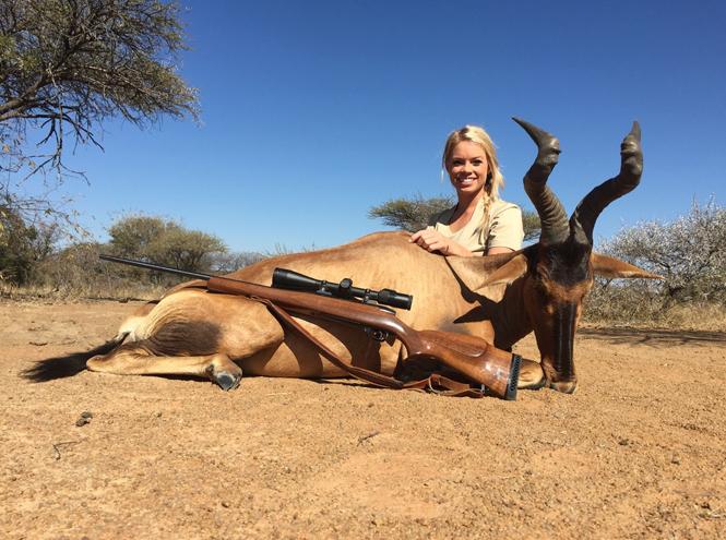 Фото №13 - Убийственная красота: женская охота как тренд