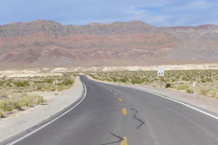 Фото №1 - В Долине Смерти зафиксирован новый температурный рекорд