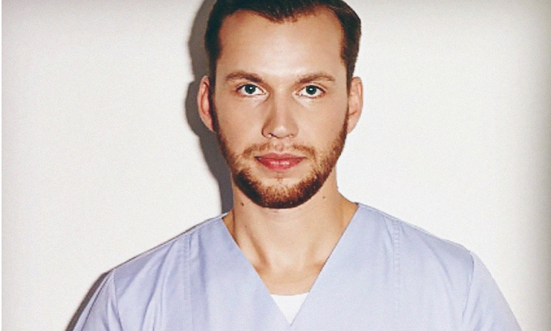 Новым героем шоу «Холостяк» стал стоматолог Антон Криворотов — www ...